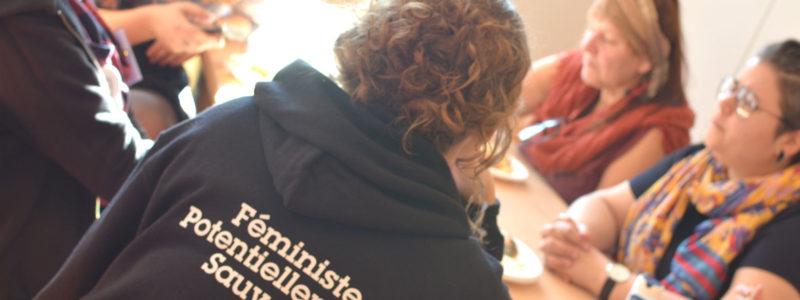 Mouvement féministe Liège