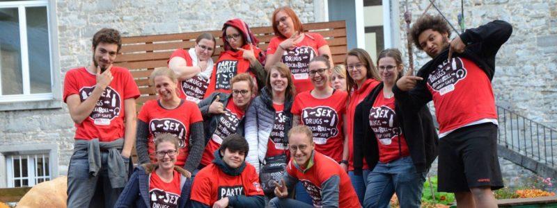 projet jeunes équipe Festi Team