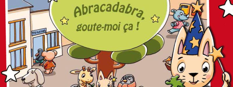 Animation pédagogique sur l'alimentation pour enfants