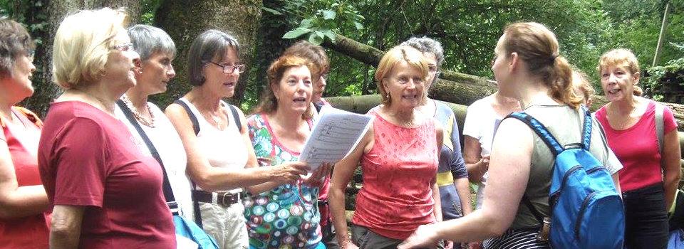 Chorale des Choranthisnes groupe à projet FPS