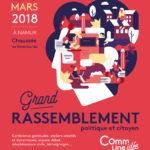 Commune idée rassemblement du 24 mars