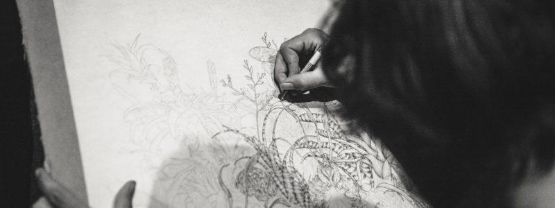 Atelier créatif de peinture et dessin des FPS