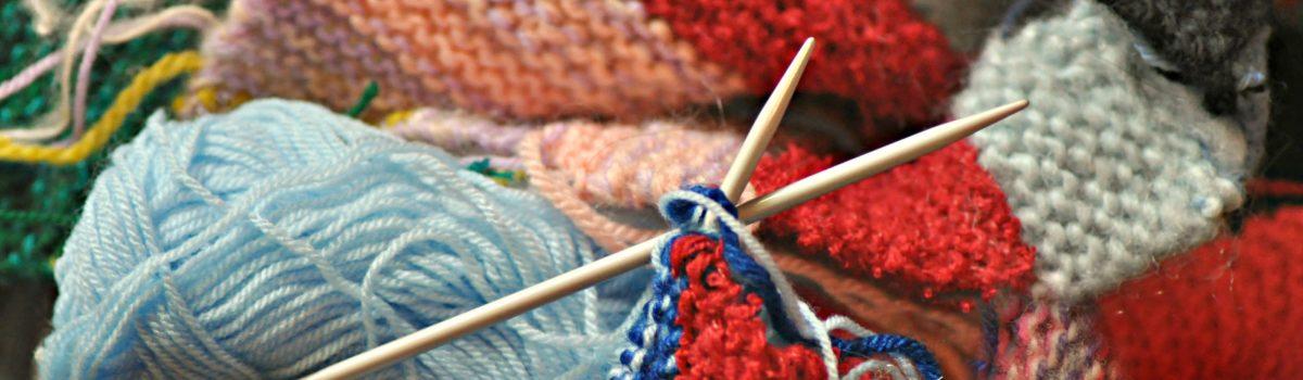Atelier tricot en province de Liège
