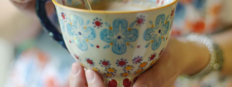Atelier peinture sur porcelaine Liège
